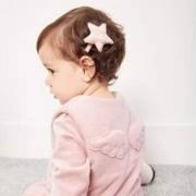 A类品质,Mini Balabala  2018冬新款婴儿天鹅绒夹棉马甲 3色