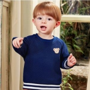CLASSIC TEDDY 精典泰迪 儿童加厚卫衣 *4件139.8元包邮