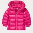 Ralph Lauren 拉夫劳伦女童款羽绒服 两色可选折后价$47.99,转运约¥371