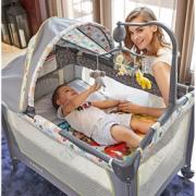 VALDERA 便携式可折叠婴儿床  349元包邮