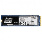 Kingston 金士顿 A1000 M.2 NVMe 固态硬盘 240GB
