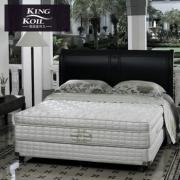 KING KOIL  金可儿 肯尼 KING-FLEX 双人床垫床架 1500*2000mm¥4399