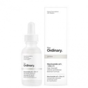 The Ordinary 10%烟酰胺+1%锌 美白精华 30ml 44.5元