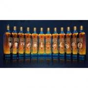 12日0点、双12预告: JOHNNIE WALKER 尊尼获加 蓝牌威士忌 12星座限量款 200ml*12瓶 4359元包邮(双重优惠)4359元包邮(双重优惠)
