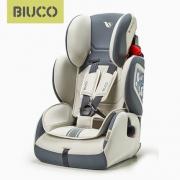 贝欧科 儿童安全座椅 9月-12岁 欧盟3C双认证¥389