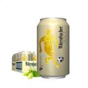 双12狂欢:瓦伦丁 (Wurenbacher)小麦 啤酒330ml*24听*2件 108元(合54元/件)108元(合54元/件)