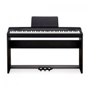 CASIO 卡西欧 Privia系列 PX-160BK 88键数码钢琴套装(数码钢琴+琴架+三踏板)(三色可选)