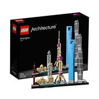5日10点、低于海淘:Lego 乐高 建筑系列 上海天际线21039