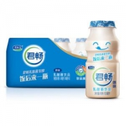 君乐宝 君畅乳酸菌饮料 5*100ml+SUKI 多美鲜 全脂牛奶 200ml*12盒 +凑单品
