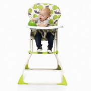 Happy dino 小龙哈彼 LY100-M150 可折叠儿童餐椅+凑单品