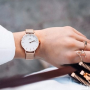 Daniel Wellington 丹尼尔惠灵顿 DW00100161~4 女士时装手表