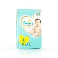 Pampers 帮宝适 一级 婴儿纸尿裤 S60