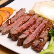 得利斯 澳洲进口原切腌制牛排 100g*12块