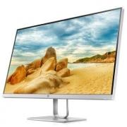 HP 惠普 27q 27英寸 PLS显示器(2560×1440、100% sRGB、FreeSync)