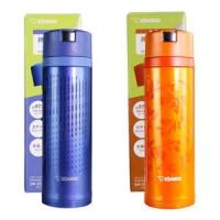 ZOJIRUSHI 象印 SM-XC36DV  不锈钢保温保冷杯 鲜橘色 360ML  *3件