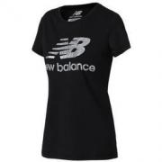 NEW BALANCE AWT81559-BK 女款 T恤 *2件 118元包邮(满减,合59元/件)