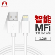 Snowkids Lighting数据线 1.2m MFi认证苹果