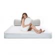 Nittaya     妮泰雅 7区双硬度乳胶床垫 180*200*10cm+雪花枕 2个¥2888