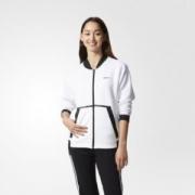 adidas NEO CD3979 女子运动夹克129元包邮(用券)