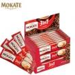 MOKATE 摩卡特 3合1速溶咖啡 16g*24条19.9元包邮(2人成团)
