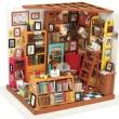 Robotime 若态 小屋子模型 DG102 山姆书店 +凑单品152元包邮(需用券)
