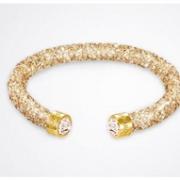 Swarovski美国官网全场饰品满$200赠送水晶手镯