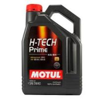 MOTUL 摩特 H-TECH Prime 全合成机油 5W-40 A3/B4 SN级 4L