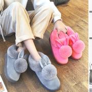 【白菜价】 ins可爱厚底棉鞋加绒小短靴