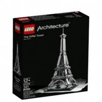乐高(LEGO)  建筑系列 21019 埃菲尔铁塔