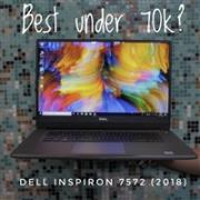 Dell 戴尔 Inspiron 7370 15.6寸窄边框笔记本