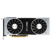 NVIDIA 英伟达 GeForce RTX 2080 Founders Edition 显卡(1515-1800MHz) 5899元包邮(满减)
