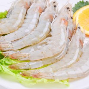Santa 海买 厄瓜多尔白虾 1.65kg/盒(60-70只/kg)