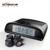 Victon 伟力通 胎压监测 T6L 太阳能无线外置 黑色