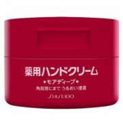 SHISEIDO 资生堂 弹力尿素护手霜 100g¥75+¥9.06税费(合¥84)