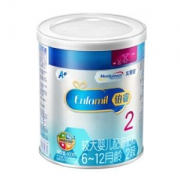 MeadJohnson Nutrition 美赞臣 较大婴儿配方奶粉 2段 400g *6件