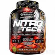 Muscletech 肌肉科技 牛奶巧克力味 正氮增肌蛋白粉1.81kg Prime会员免费直邮含税