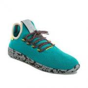 adidas 阿迪达斯×Pharrell Williams Tennis Hu 中性休闲运动鞋 *2件 64.39英镑约¥561包税包邮(需用码,合280元/件)64.39英镑约¥561包税包邮(需用码,合280元/件)
