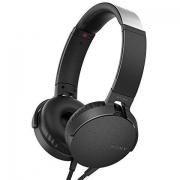 SONY 索尼 MDR-XB550AP 头戴式耳机199.00元
