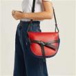 西班牙 奢侈品牌罗意威 LOEWE Gate 红蓝撞色包7折 £1393