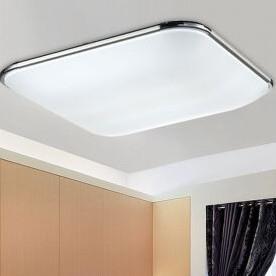 HAIDE 海德照明 银系列 LED吸顶灯 36W
