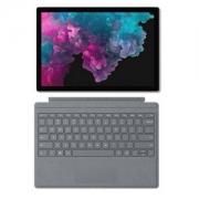 Microsoft 微软 Surface Pro 6 12.3英寸二合一平板电脑笔记本(i5/8GB/128GB) 亮铂金键盘套装