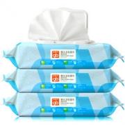 gb好孩子 海洋水润婴儿湿巾 80片*3包*2件 35.85元(2件75折,合17.93元/件)