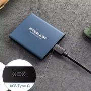 Teclast 台电 S20 512g 移动固态硬盘 送64G U盘419元包邮