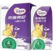 Synutra 圣元 优博 布瑞弗尼4段儿童配方牛奶 200ml*6瓶3元包邮(2人成团)