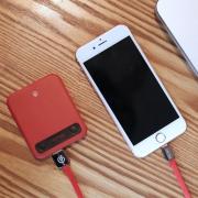 网易云音乐 便携式 2500MA 口袋移动电源29元包邮(需领优惠券)