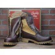 限US8 E码,Chippewa 美国纯手工 Shearling 男士8英寸猎人靴 2折 $79