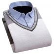 北极绒 男士加绒加厚假两件针织衫59元包邮(需用券)