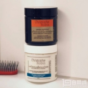 Christophe Robin全线67折 明星洗护发套装(海盐洁发膏250ML+刺梨籽发膜250ML)£61.64免费直邮到手540元