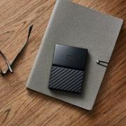 WD 西部数据 2.5英寸 移动硬盘 4TB 经典黑