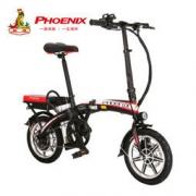 Phoenix 凤凰 48V 14寸折叠电动自行车 1759元包邮(需领券)